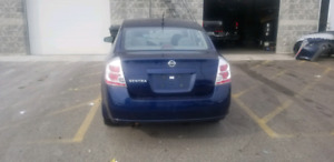 Part out Nissan Sentra