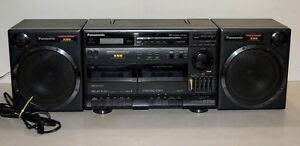 Vintage Boombox Wanted