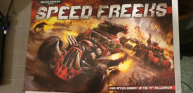 Warhammer 40k 'Speed Freeks' Game (minus the minis)