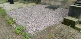 Gravel + subbase gravel