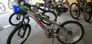 Boys bike x2 for sale