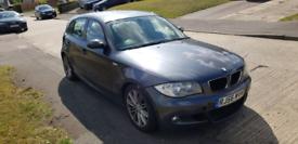 VAN SWAP! BMW 118d m-sport 2006 swap for van
