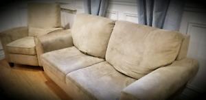 Set Sofa et fauteuil