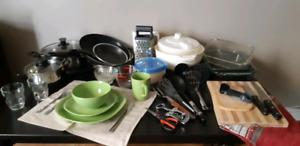 Kit de départ de cuisine