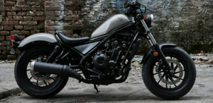 Wanted: Honda Rebel 500