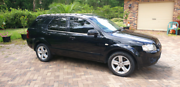 Ford Territory 2009 Ts limited edition low Ks 7 seater Mudgeeraba Gold Coast South Preview
