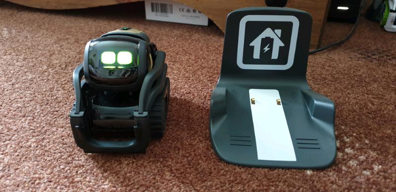 Anki Vector Interactive Robot boxed   in Kilmarnock, East Ayrshire   Gumtree