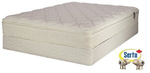 LUXURY Hotel SERTA QUEEN-Size Mattress Sale-BRAND NEW!