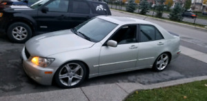 2002 Lexus IS300 Manual & Navigation