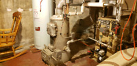 Cast Iron Furnace Removal Needed