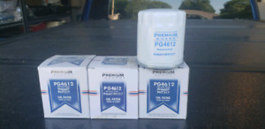 Oil filters - For Mercury 9.9 4 stroke outboard.