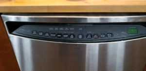 Lave vaisselle ge profile stainless