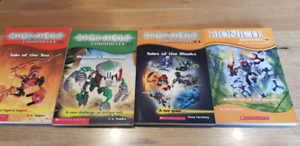 BIONICLE Chronicles books