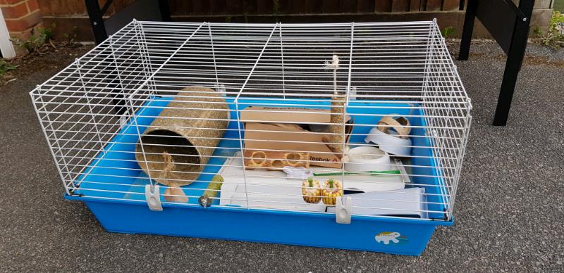 Large Rabbit Cage In Woodbridge Suffolk Gumtree