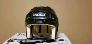 CCM junior Hockey / skate helmet