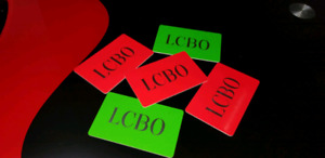 5 LCBO Gift Cards