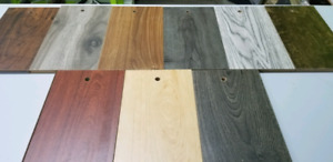 Cheap Laminate Flooring 12 mm - 9 different colours $1.20 sf