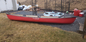 Like new canoe 15 ft
