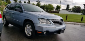 2006 Chrysler pacifica touring low km