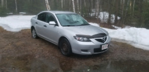 FOR PARTS 2007 Mazda 3