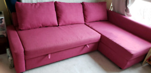 IKEA Friheten Sofabed ( corner sofa with storage)