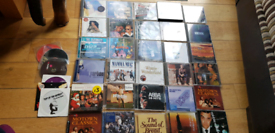 Collection of 36 music cds some box sets