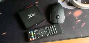Android TV Box, with Mouse