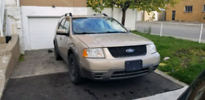 ford freestyle sle 2007 170000km