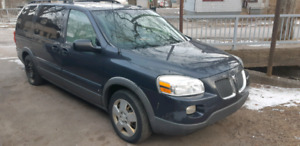 2008 Pontiac Montana sv6....sell or trade