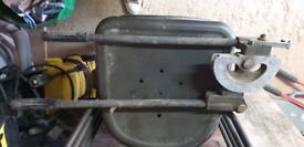 3/4 rigid pipe bender