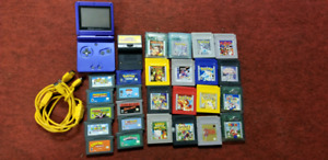 Gameboy Advance SP lot with great titles