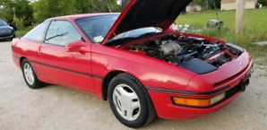 1990 Ford probe 3 leater v6 138000 km..5 speed standard