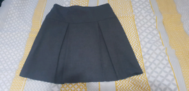 Like new grey school skirt size 13-14 years