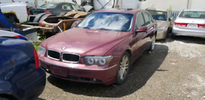 2004 BMW 745i **parts only**