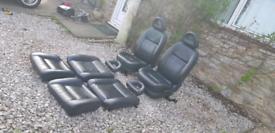 Volkswagen lupo seat arosa leather seats