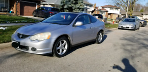 SOLD Pending Pick Up 2003 acura RSX Premium!