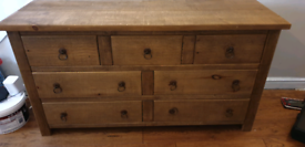 Rustic sold wood Scartops furniture