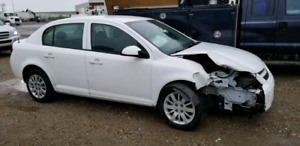 2010 Chevrolet Cobalt selling parts **accident**