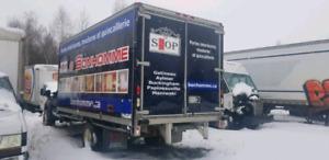 Très belle boîte de camion en aluminium 17' 1/2