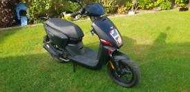 Lexmoto Nano 50cc Scooter Moped