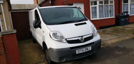 07816651569 man with a van small wheel base