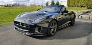 Jaguar F-Type 400 Sport AWD 2018 Décapotable