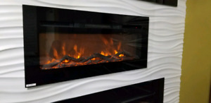 Electric fireplaces clearance sale