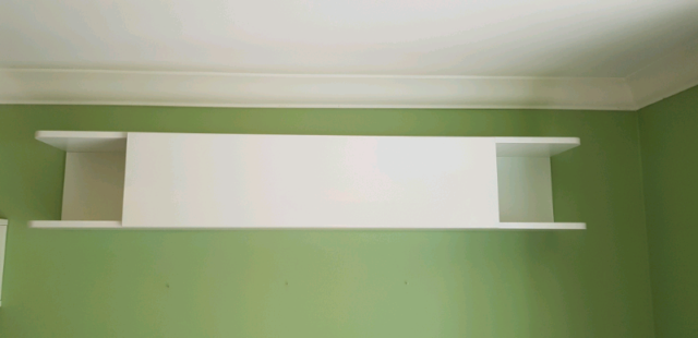 Swell Ikea Mostorp Wall Shelf X2 In Plymouth Devon Gumtree Download Free Architecture Designs Lectubocepmadebymaigaardcom