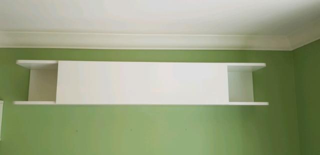Marvelous Ikea Mostorp Wall Shelf X2 In Plymouth Devon Gumtree Interior Design Ideas Gentotryabchikinfo