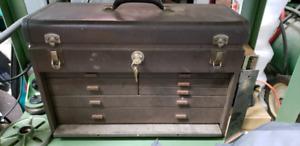 Machinest tool box