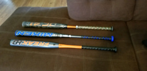 slow pitch bat brand new miken maniac
