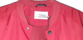 Farah bomber jacket