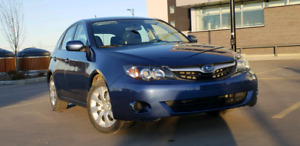 2011 Subaru Impreza 2.5i 12500 kms