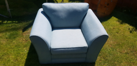 Large comfy arm chair very good condition